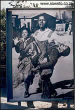 The famous photograph of hector Pieterson being carried after he was shot was taken by Sam Nzima